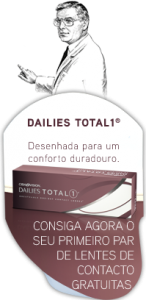 Dailies Total1® Blister