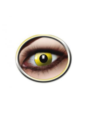 Eye Catcher Crazy Olho de Corvo Amarelo