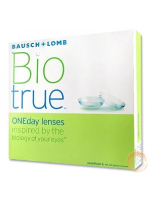 Biotrue One Day (90 lentes)