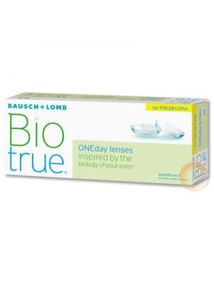 Biotrue One Day for Presbyopia (30 lentes)
