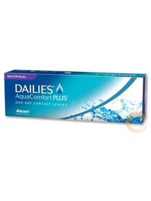 Dailies AquaComfort Plus Multifocal ( 30 lentes)
