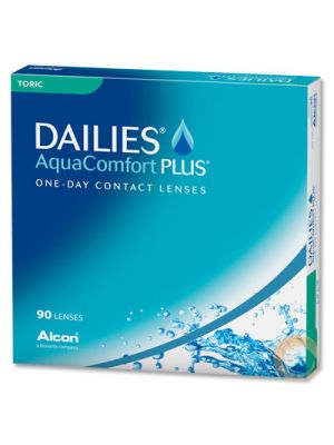 Dailies AquaComfort Plus Toric (90 lentes)