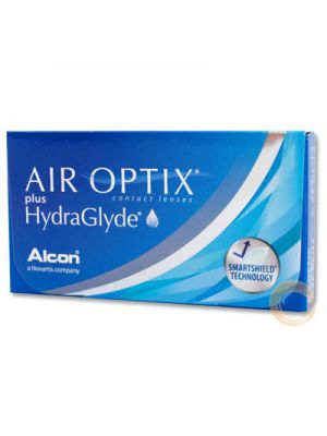 Air Optix HydraGlyde (6 lentes)