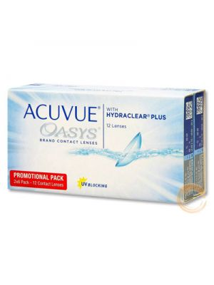 Acuvue Oasys (12 lentes)