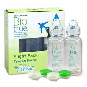 Biotrue Flight Pack 2 x 60ml