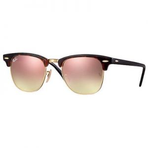 Ray-Ban® RB3016 990/7O 51-21 145 3N - CLUBMASTER FLASH LENSES