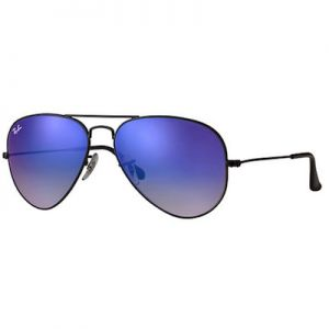 Ray-Ban® RB3025 002/4O 58-14 3N - AVIATOR FLASH LENSES