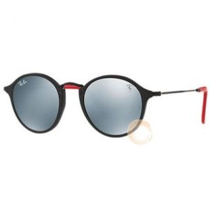 Ray-Ban® SCUDERIA FERRARI COLLECTION - RB2447-N-M F602/30 49-21 145 2N - ROUND COMBO